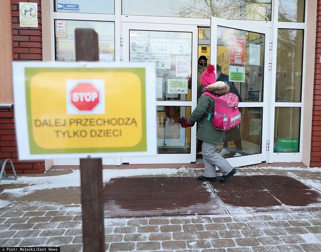 Koronawirus w Polsce. Zmiany w szkołach
