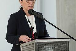 """Beata Mazurek o plotkach dotyczących """"politycznej bomby"""": pseudorewelacje"""
