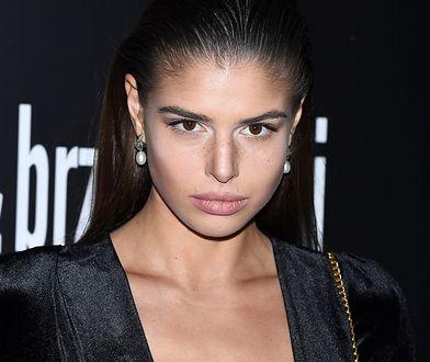 "Anna Markowska z ""Top Model"""