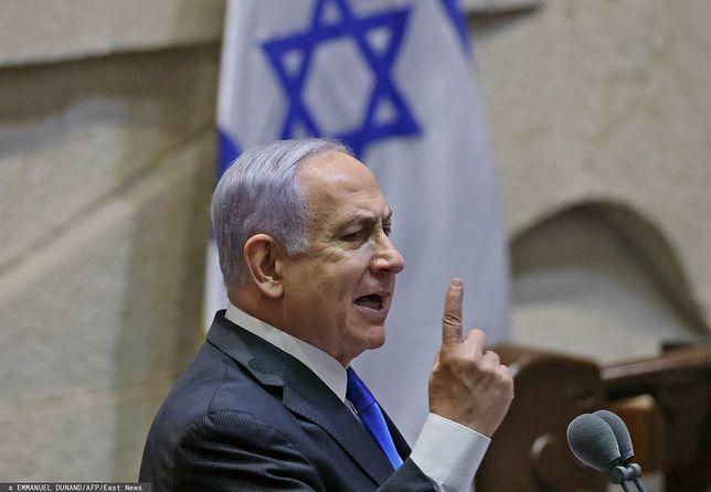 Benjamin Netanjahu stracił władzę w Izraelu