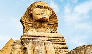 Drugi Sfinks w Egipcie? Niesamowite odkrycie