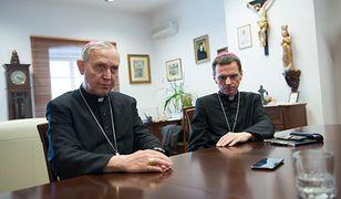 Bp Piotr Libera i bp Mirosław Milewski