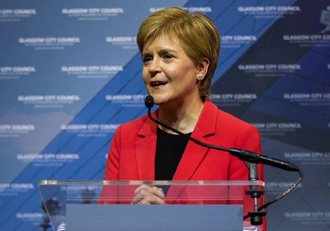 Szkocja chce referendum niepodległościowego. Wytrącili Johnsonowi argument