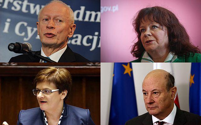 Oto nowi ministrowie w rządzie Tuska - zobacz zdjęcia