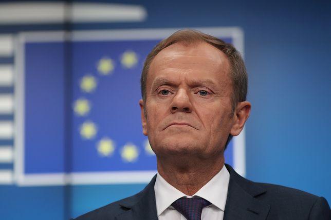 Donald Tusk zamieścił ostry komentarz nt. PiS. Odpowiedział mu wicerzecznik partii Radosław Fogiel