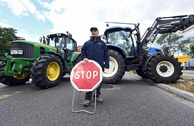 Rolnicy z AgroUnii zapowiadają duży protest. Mogą sparaliżować Warszawę