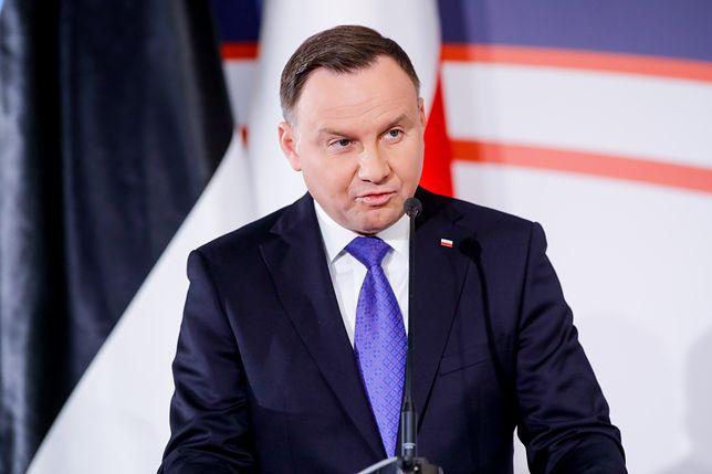 Kto zrobi kampanię Andrzejowi Dudzie? Szykuje się wojna o sztab wyborczy