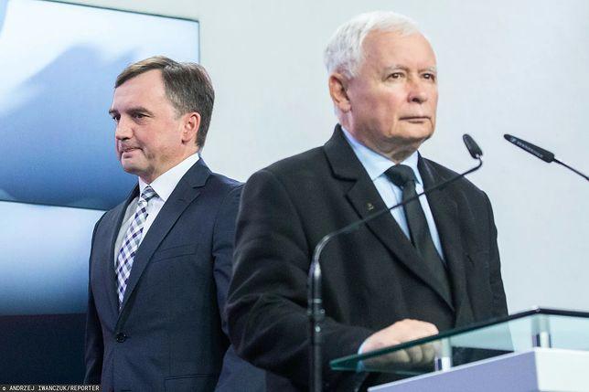 """Bielan o relacji Kaczyński-Ziobro. """"Widzieli się dzisiaj"""" (East News)"""