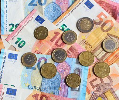 Euro jest prawnym środkiem płatniczym w 19 państwach tworzących w Unii Europejskiej strefę euro.