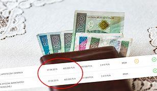 Pan Jan nie dowierzał, gdy zobaczył, że ma ponad milion złotych długów. Wszystko przez błąd w BIK