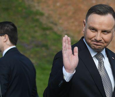 Prezydent Andrzej Duda wraz z małżonką zaciągnęli spory kredyt na mieszkanie w Krakowie