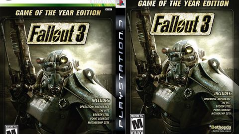 Fallout 3: Game of the Year i DLC na PS3 - znamy daty premier