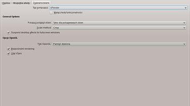 KDE na starszym sprzęcie