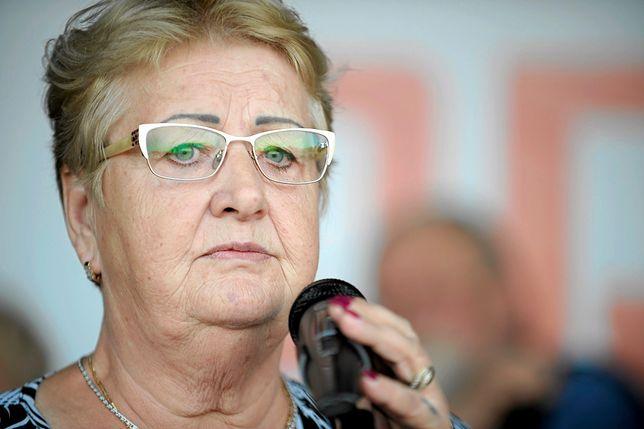 Henryka Krzywonos to polska działaczka opozycji w okresie PRL