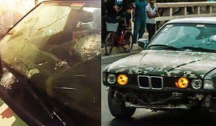 Swoim BMW uratował 70 osób przed ISIS