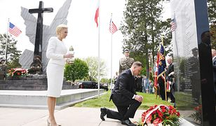 Andrzej Duda kupował kwiaty u pań Barbary i Ewy z krakowskiego targu Nowy Kleparz zanim został prezydentem