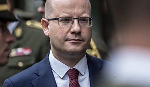 """Premier Czech z niepokojem o wyborach w Niemczech. """"Jutro celem będą Czesi i Polacy"""""""