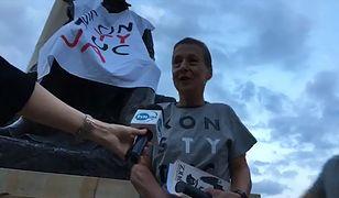 Anna Dziewanowska zapewnia, że jej dziadek Henryk Sienkiewicz walczyłby o Polskę