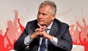 Aleksander Kwaśniewski spodziewa się kar dla Polski w związku ze sporem o reformę sądownictwa