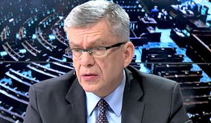 Karczewski o środowej decyzji Senatu