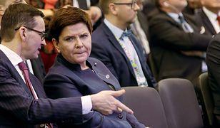 Środki wydawano głównie za czasów urzędowania premier Beaty Szydło