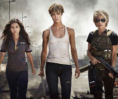 """Natalia Reyes, Mackenzie Davis i Linda Hamilton w nowym """"Terminatorze"""""""