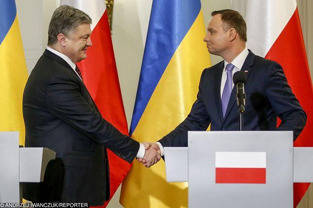 Andrzej Duda: Polska popiera integrację euroatlantycką Ukrainy