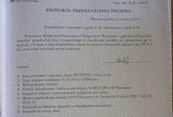 Adresy i telefony świadków ws. Smoleńska wyciekły z prokuratury do internetu