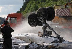Po katastrofie: Rosja wycofuje Tu-134