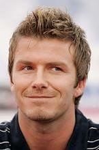 David Beckham już w amerykańskich barwach