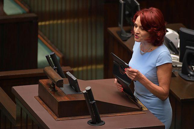 """Posłanka PiS porównuje protest niepełnosprawnych do Big Brothera. """"Matki mają chorobę psychiczną"""""""