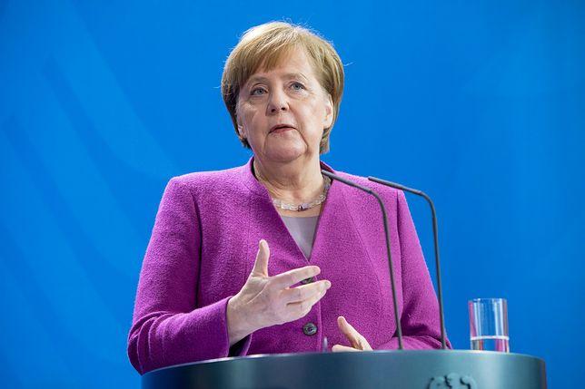 Angela Merkel przyleci do Warszawy w poniedziałek o godz. 18