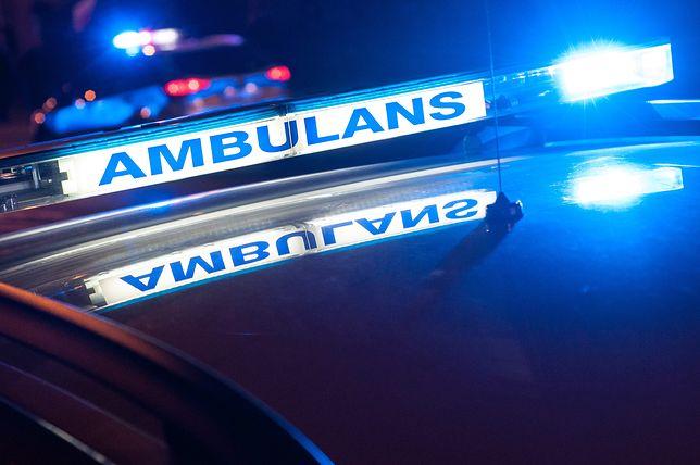 Wypadek podziemnej kolejki w Jaworznie. 6 osób poszkodowanych
