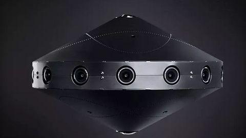 Facebook prezentuje własną kamerę panoramiczną 360 stopni #F8