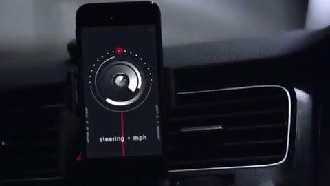 Muzyka silnika nabiera nowego znaczenia dzięki aplikacji Volkswagena