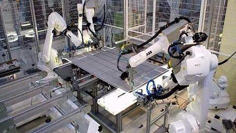 iPhone'y 6 będą składane przez roboty