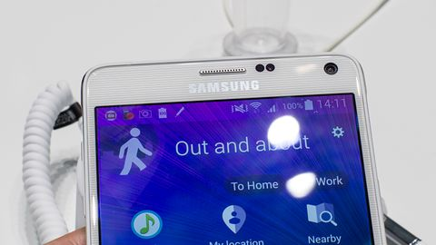 IFA: Najnowsze smartfony Samsunga w akcji