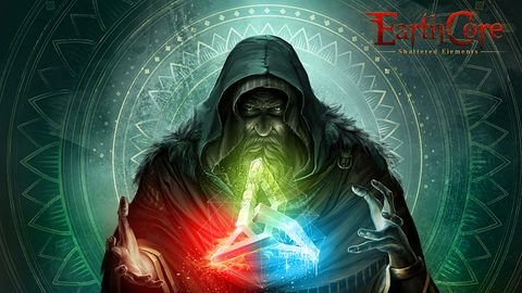 Earthcore: Shattered Elements czyli papier, kamień, nożyce w świecie karcianek