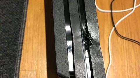 PlayStation 4 Pro może się przegrzewać i pracować zbyt głośno