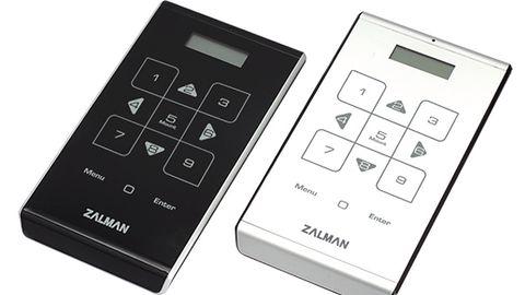 Zalman: szyfrowana kieszeń na dysk