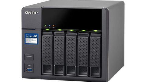 Atrakcyjne cenowo NAS-y QNAP TS-831X oraz TS-531X NAS z QM2 i 1,7 GHz