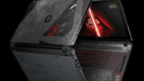Laptop od HP inspirowany Gwiezdnymi Wojnami