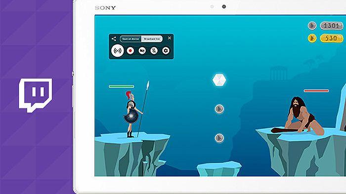 Sony robi to źle, limitując strumieniowanie z Androida do Twitcha i YouTube