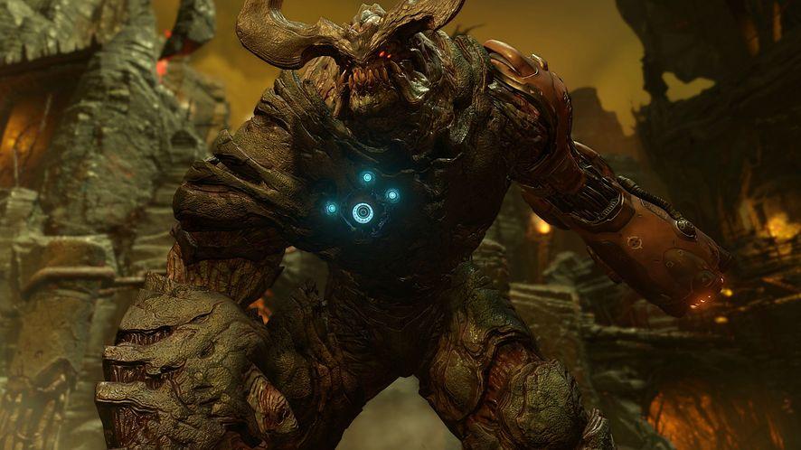 Doom 4 już w sprzedaży. Czas ruszyć z piłą spalinową na demony (o ile nie przeszkodzą w tym bugi)