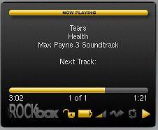 Odtwarzanie piosenki na iPod Color