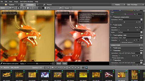 DxO Optics Pro 7 za darmo do końca lipca
