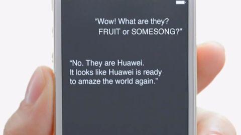Owoc czy jakaś piosenka? MWC zaostrza potyczki reklamowe