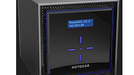 NETGEAR ReadyNAS RN422 oraz RN424 – wydajne przechowywanie danych