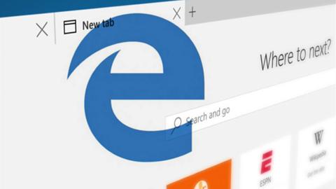 Do Windows Store wyciekło pierwsze rozszerzenie dla Edge'a