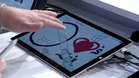 Windows Ink, czyli nowe możliwości dla miłośników rysików #Build